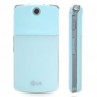"Original LG KF350 Icecream 2,2 ""-Bildschirm GSM Triple-Band-Bar Telefon w / Java + FM - Blue"