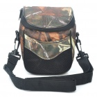 Military Outdoor Sports Fashion Storage Bag with Shoulder Strap - Camouflage