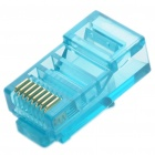 Сеть RJ45 8P8C модульный разъем - Blue (30-Piece Pack)