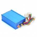 Portable Quadband Multi-Function GPS/SMS/GPRS Vehicle Tracker - Blue