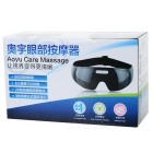 Magnetic Eye Care Electric Alleviate Fatigue Massager (2xAAA)