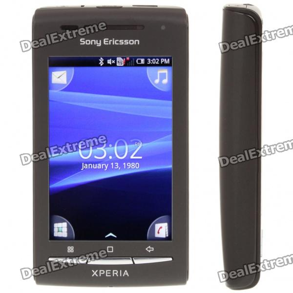 "Genuine Sony Ericsson 3.0"" Capacitive X8/E15i Android 2.1 3G WCDMA Smartphone w/ WiFi + GPS + 2GB TF"