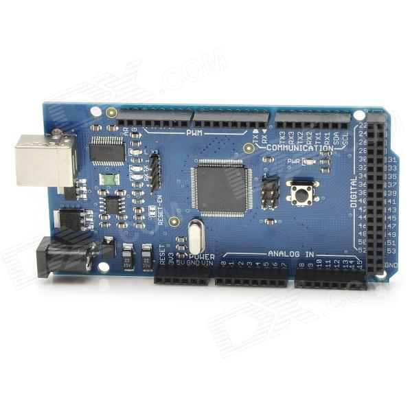 JY-MCU MEGA Interactive Media MEGA1280 Development Board от DX.com INT