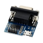 JY-R2T V1.2 RS232 Serial Port Converter - Blue