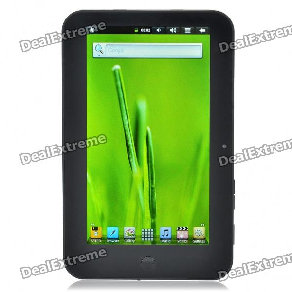"7 ""Touch-Screen Android 2.3 Tablet PC w / Wi-Fi/HDMI/TF (4GB/VC882 ARM Cortex-A8 1GHz)"