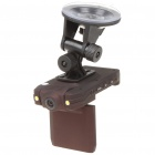 "900KP Wide Angle Car DVR Camcorder w/ 2-LED/SD Slot (2.4"" TFT LCD)"