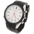 2.0MP USB Rechargeable Spy Pin-Hole Camera Camcorder Disguised as Wrist Watch (4GB)