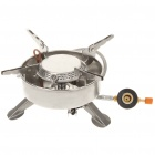 Mini Portable Outdoor Camping BBQ Butane Stove