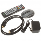 1080P Full HD Android 2.2 Network Media Player w/ 2 x USB / SD / HDMI / LAN/ YPbPr / Optical / Audio