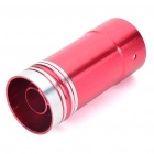 Universal Aluminum Alloy Exhaust Tip for Car - Red