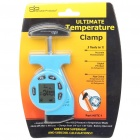 "1.5"" LCD Ultimate Temperature Clamp (2 x AAA)"