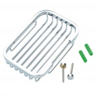 Cobre Soap Dish galvanoplastia Holder