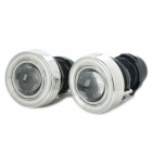CCFL 55W Car Angel Eyes Projector Fog Lamps (Pair/12V)