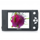 "2,8 ""TFT LCD Portable Media Player w / 300KP Kamera / FM / TV / TF (2GB)"