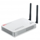 SL-R7202 DD-WRT 802.11b/g/n 300Mbps Wi-Fi Wireless Router - White (Ralink 3052)