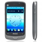 "Lenovo A66t 3.5"" Capacitive Android 2.2 GSM Smartphone w/ TV + Wi-Fi + GPS - Gray"