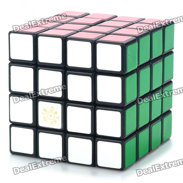 DAYAN + MF8 4x4x4 Brain Teaser Magic IQ Cube new dayan gem cube vi magic cube black and white professional pvc