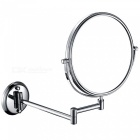 "Wall Mounted 8"" Round Double-Side Mirror for Cosmetic Make-up"