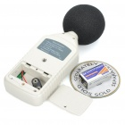 "GM1358 Portable 2.2"" LCD Digital Sound Level Meter (1 x 9V)"
