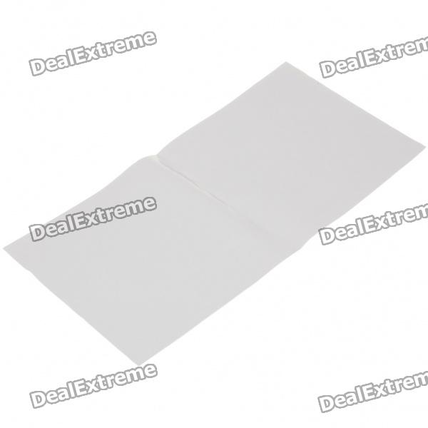 DIY Silicone Thermal Pad Heat Conduct Mat for Heat Sink - Grey (400mm x 200mm x 1mm) synthetic graphite cooling film paste 300mm 300mm 0 025mm high thermal conductivity heat sink flat cpu phone led memory router