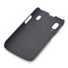 Protective Back Case for ZTE V960 - Black