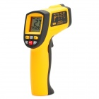 "GM700 1.5"" LCD Non-Contact Infrared Thermometer - Yellow + Black (1 x 9V)"
