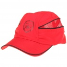 Oakley Outdoor Sports Cotton Fabric Mesh Cap/Hat (Random Color)