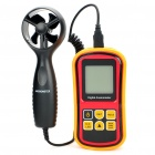 "GM8901 2.1"" LCD Digital Wind Speed Meter Anemometer (1 x 9F)"