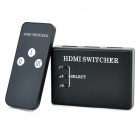 4-Port 1080P HDMI Switcher (3-IN/1-OUT)