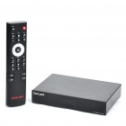 Mini 1080P HD Media Player with SD / RJ45 / USB / HDMI / AV / YPbPr - Black