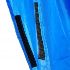Multifunction Raincoat Tent Pad - Blue