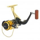 Professionelle Angeln Coiling Reel Set - Golden + Schwarz