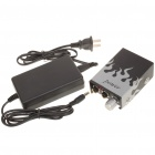 Professional Power Supply for Tattoo Machine - Black + Silver (110~220V)