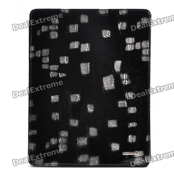 Ultrathin Protective Leather Case for Ipad 2 - Black