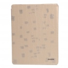 Ultrathin Protective Leather Case for Ipad 2 - Oyster Grey