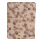 Ultrathin Protective Leather Case for Ipad 2 - Coffee