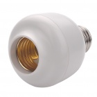 E27 to E27 Remote Control Light Switch Bulb Socket (AC 110~250V)