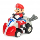 Nette Mario Abbildung Pull-Back Car Toy - Red