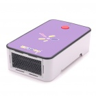 Portable Mini Warm-Air Fan Warmer Heater for Cold Weather - Random Color