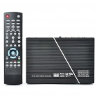 1080P Full HD Network Media Player w/ 2 x USB/HDMI/LAN/Optical/CVBS/Audio R/L