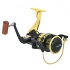 Professional Fishing Coiling Reel Set - Coppery + Black