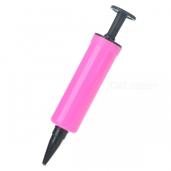 Portable Multi-Purpose Plastic Air Pump (Random Color)