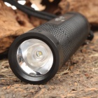 POP F4 Waterproof Cree Q5 3-Mode 180LM White LED Diving Flashlight (70m-Depth/4 x AAA)