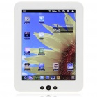 "8 ""Resistive Touch Screen Android 2.2 Tablet PC w / WiFi/TF/30pin USB - Weiß (WM8650 800MHz/2GB)"