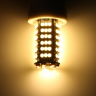 E14 6W 410LM Warm White Light 102*3528 SMD LED Corn Cob Bulb (85~265V)