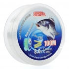 Sanlin 0,5 100M Resin Filament Fishing Line / Thread (# 8.0)