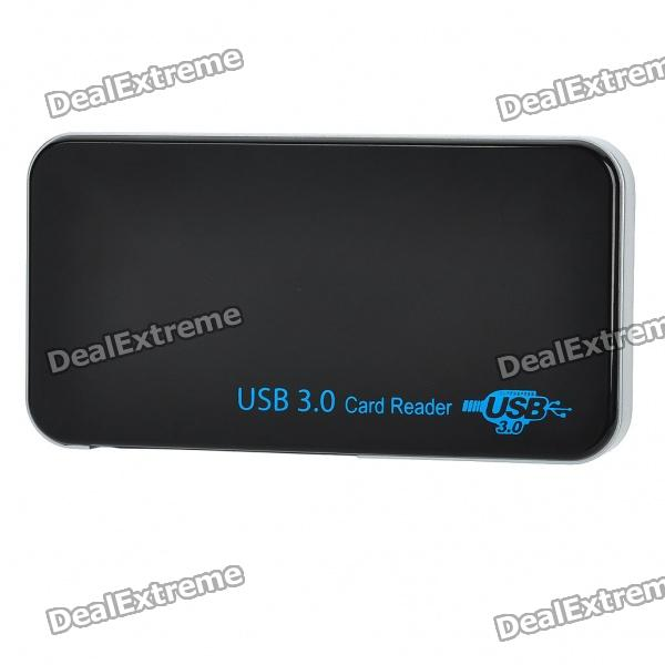 USB 3.0 TF/M2/CF/XD/MS/SD Card Reader card reader usb 3 0 5gbps for tf m2 ms cf xd sd usb card hub