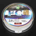 0.234mm 150M Resin Filament Fishing Line / Themen (# 2)
