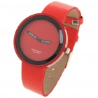 Simple Watch Fashion Quartz Wrist Watch - Red (1 x LR626)