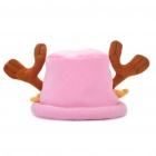 Precioso Tony Tony Chopper Cosplay Cap Hat - rosa + Brown